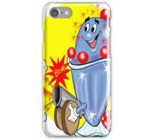 GUM BALL CANNON CARTOON iPhone Case/Skin