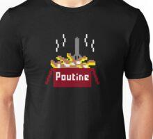 8-Bit Poutine Unisex T-Shirt