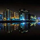 Tyne Reflections by neil sturgeon