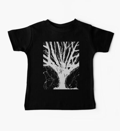 Abstract Tree Painting by Parrish Lee Baby Tee