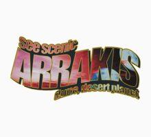 See Scenic Arrakis One Piece - Short Sleeve