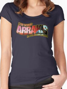 See Scenic Arrakis Women's Fitted Scoop T-Shirt