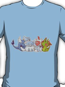 Pokemon Group T-Shirt
