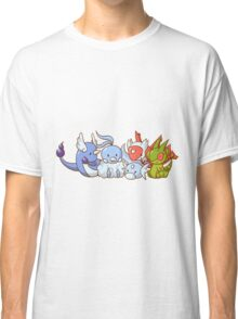 Pokemon Group Classic T-Shirt