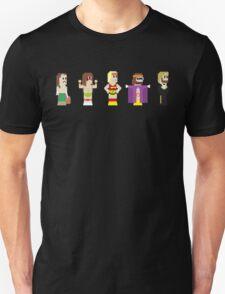 8-Bit Pro Wrestling Unisex T-Shirt