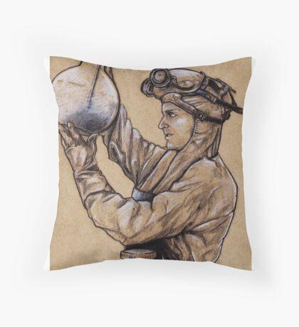 Pinkman Throw Pillow