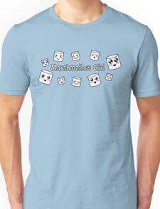 Marshmallow Girl Unisex T-Shirt