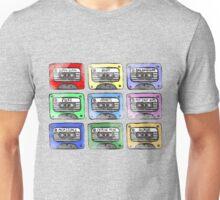 80's Tape Cassette Tee Unisex T-Shirt