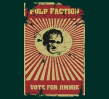 Pulp Faction - Jimmie by Frakk Geronimo