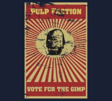 Pulp Faction - The Gimp by Frakk Geronimo