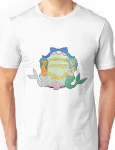 Mermaids Against Misogyny Unisex T-Shirt