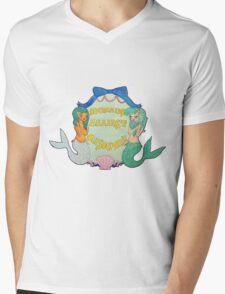 Mermaids Against Misogyny Mens V-Neck T-Shirt