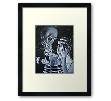 Baddies Family Portrait Framed Print