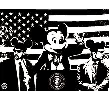President Mickey by sick-boy
