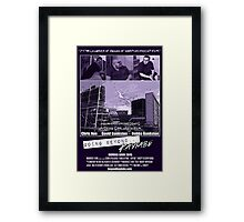 Going Beyond... Kayfabe Movie Poster Framed Print