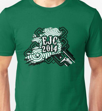 EJC 2014 promo shirt Unisex T-Shirt
