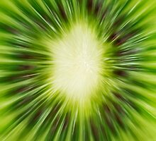 Abstract Kiwi by MMPhotographyUK