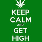 Keep Calm And Get High 1.2 by Nattouf