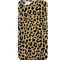 Neon Classic Leopard iPhone Case/Skin