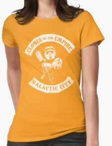 CLONES of the EMPIRE Womens Fitted T-Shirt