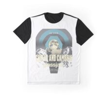 coheed and cambria the color before the sun Tour 2016 1 Graphic T-Shirt
