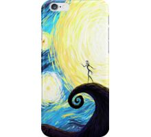 Starry Nightmare iPhone Case/Skin