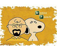 Breaking Bad Peanuts Photographic Print