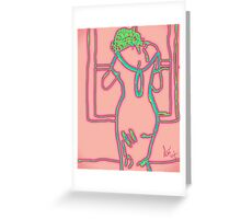 My Heart Aches for YOU Greeting Card