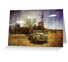 Tucumcari Trading  Greeting Card