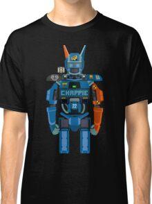 Chappie vector character fanart Classic T-Shirt