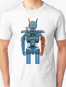 Chappie vector character fanart T-Shirt