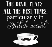 The Devil's Accent - ver. 2 by akapine006
