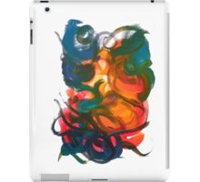 Nonexistence and the Life Force of Enlightenment iPad Case/Skin