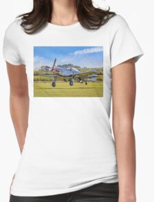"""""""Marinell"""", the autographed Mustang T-Shirt"""