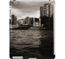 { lunar park } iPad Case/Skin