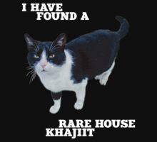 Rare House Khajiit T-Shirt