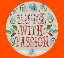 Live With Passion  Kids Clothes