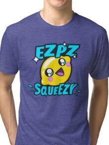 Ezpz Lemon Squeezy v2 Tri-blend T-Shirt