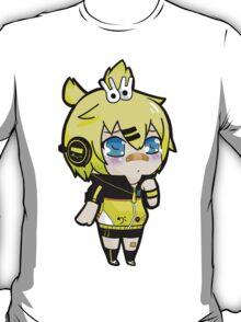 Len Kagamine Stylish energy L T-Shirt