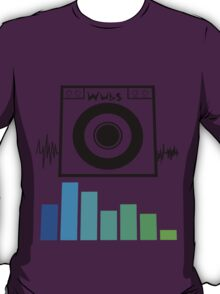 Dubstep Speaker- Now With Wubs! T-Shirt
