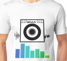 Dubstep Speaker- Now With Wubs! Unisex T-Shirt