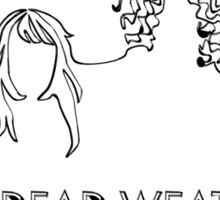 The Dead Weather Sticker
