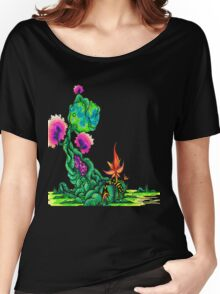 Nature's Throne Women's Relaxed Fit T-Shirt