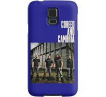 coheed and cambria the color before the sun Tour 2016 3 Samsung Galaxy Case/Skin