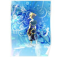 Kingdom Hearts Poster Poster