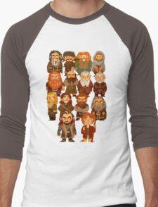 Thorin and Company Men's Baseball ¾ T-Shirt