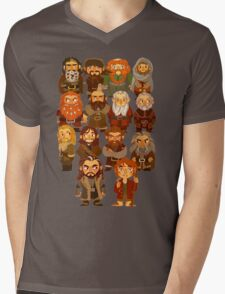 Thorin and Company Mens V-Neck T-Shirt