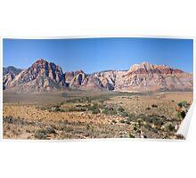 Desert Horizon Poster