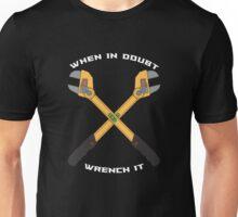 When In Doubt... Unisex T-Shirt