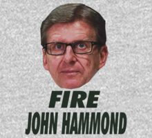 Fire John Hammond by MikeChase27